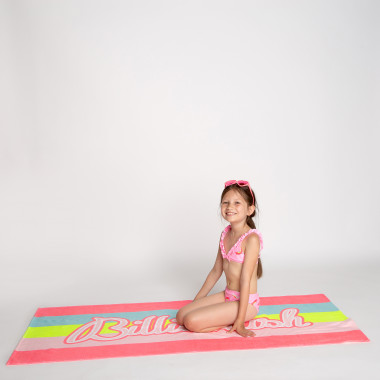 Frilled two-piece bathing suit BILLIEBLUSH for GIRL