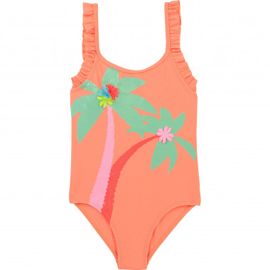 Frilled one-piece swimsuit BILLIEBLUSH for GIRL