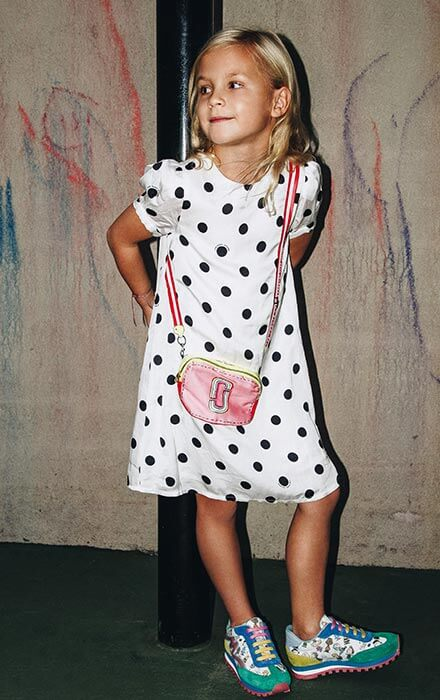 The Marc Jacobs luxury children's clothes