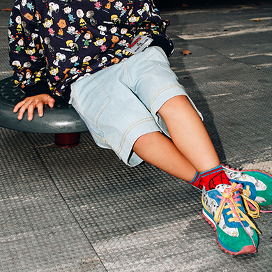 Shop our exclusive summer 21 collection of shoes for boys